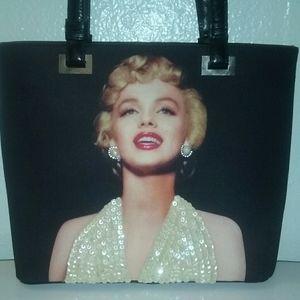 New Marilyn Monroe Classic Clutch Bag Purse Gift Rare!